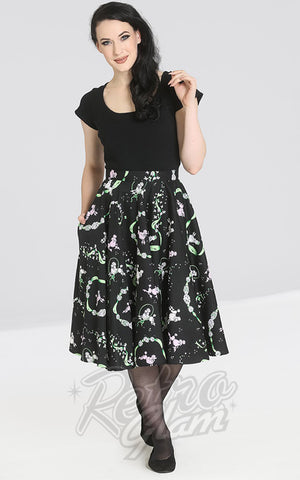 Hell Bunny Lexie 50s Skirt