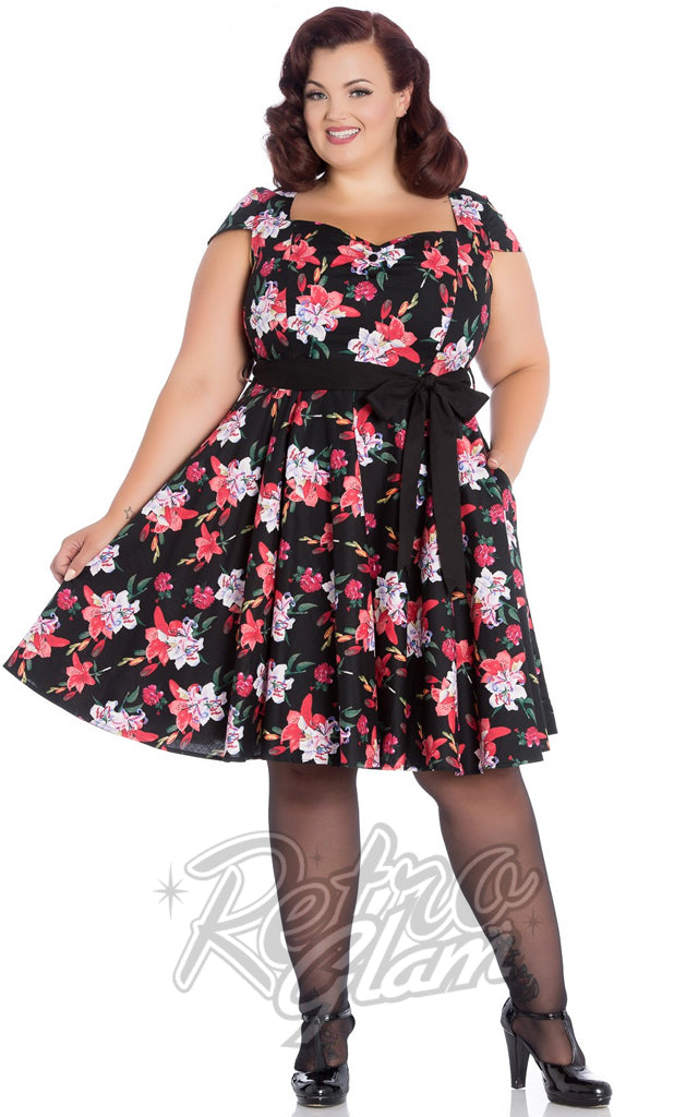Hell Bunny Liliana Dress
