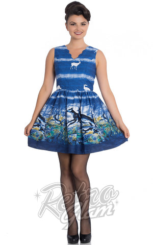 Hell Bunny Montana Mini Dress