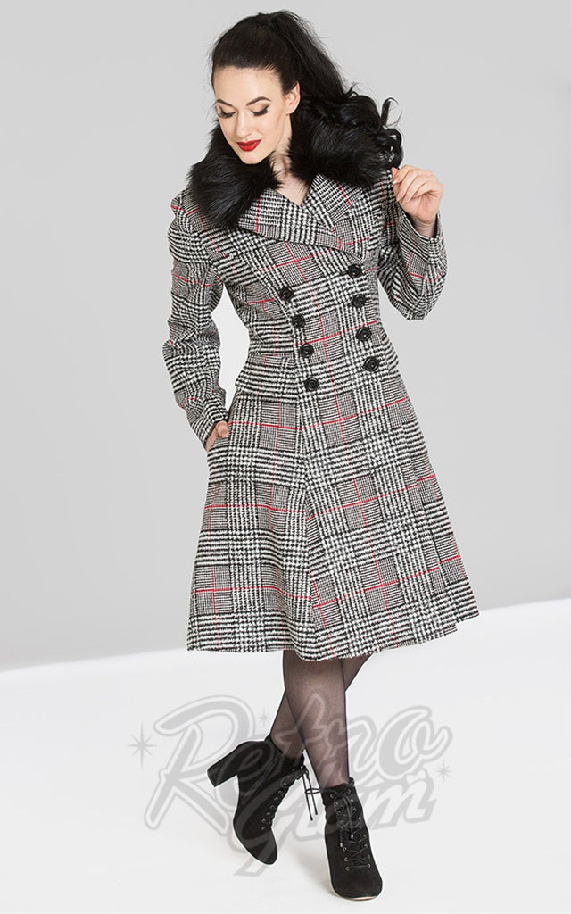 Hell Bunny Pascale Coat