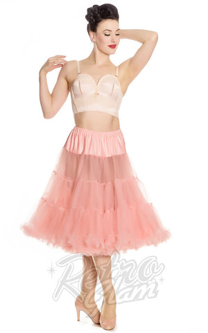 Hell Bunny Coral Long Petticoat (Crinoline) pinup