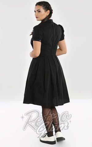 Hell Bunny Samara Dress ouija back