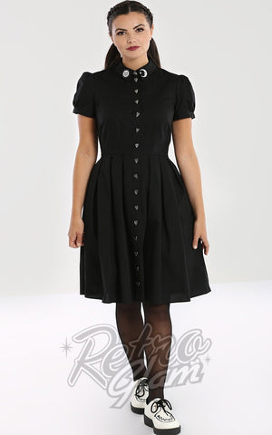 Hell Bunny Samara Dress ouija