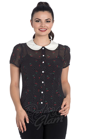 Hell Bunny Sophie Blouse