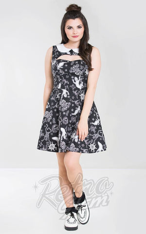 93b2c93406 Hell Bunny Spooky Mini Dress ...