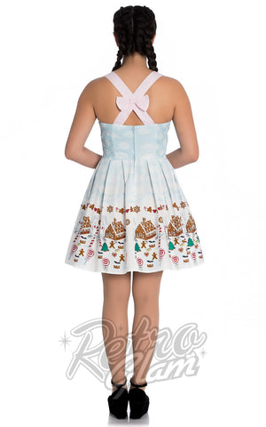 Hell Bunny gingerbread Candy house Dress