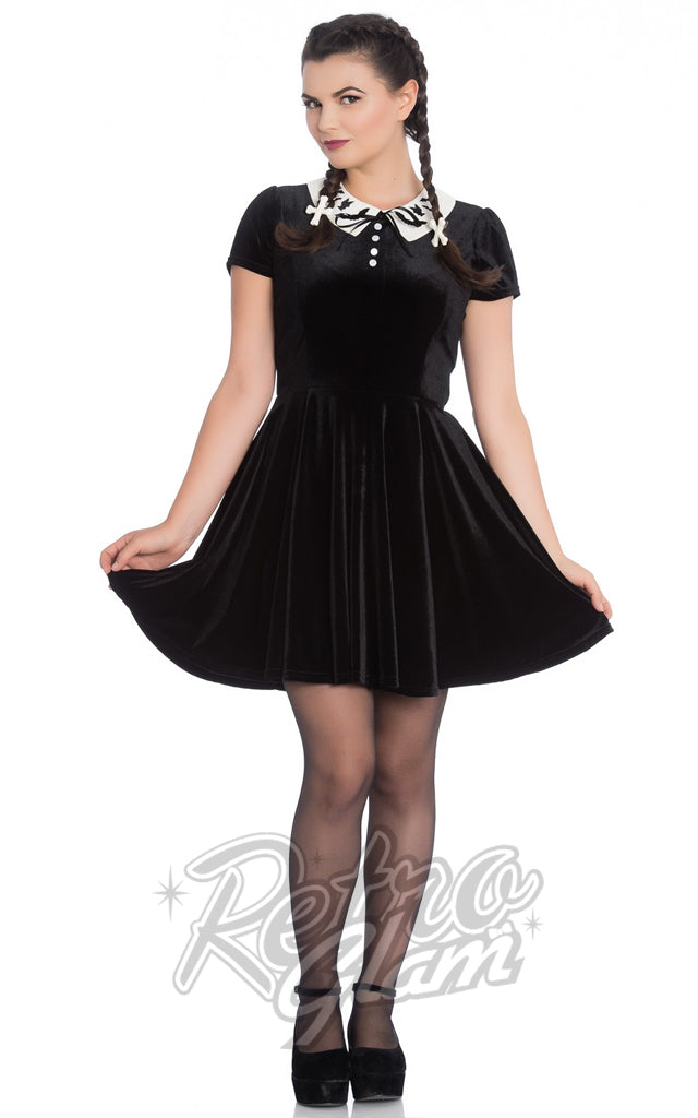 Hell Bunny Full Moon Mini Dress