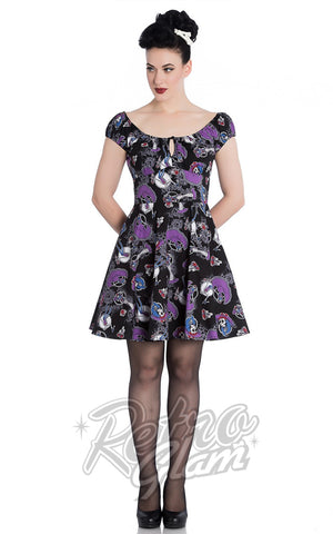 Hell Bunny Graciela Mini Dress