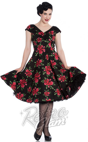 Hell Bunny Croisette 50's Dress