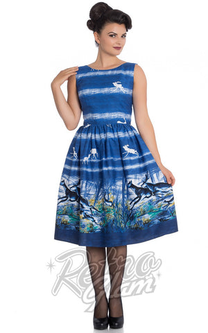 Hell Bunny Montana 50's Dress