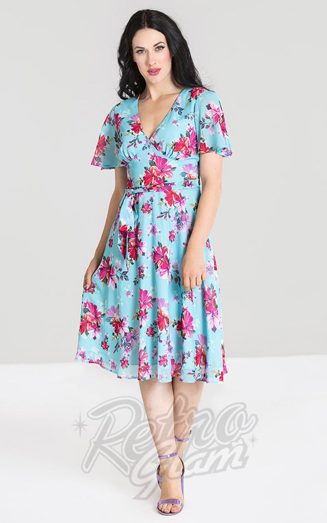 Hell Bunny Primavera Dress