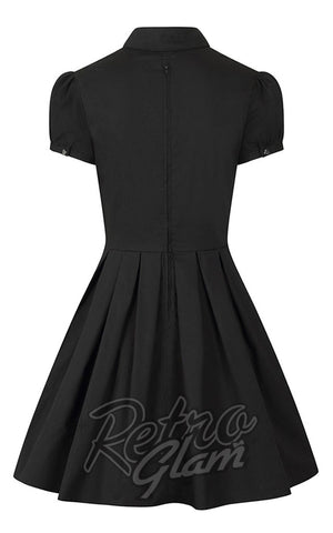 Hell Bunny Samara Dress back