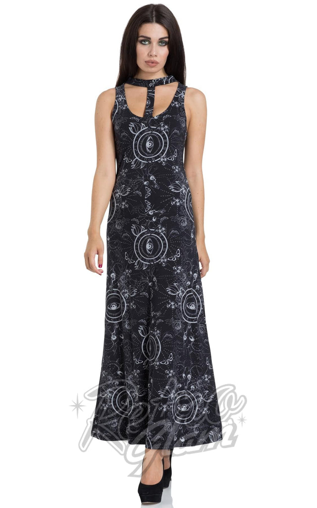 Jawbreaker Ethereal Nature Maxi Dress