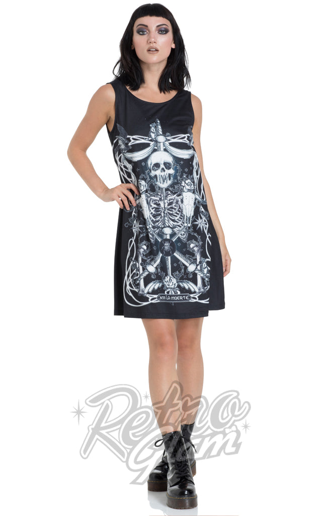 Jawbreaker Muerte Tarot Dress