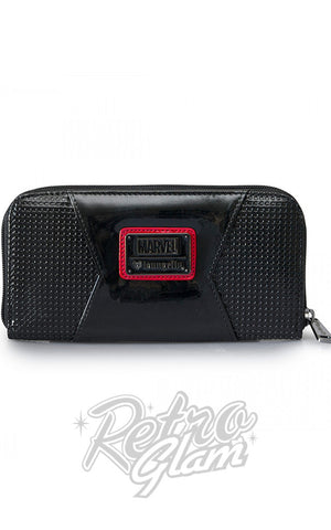 Loungefly Marvel Black Widow Wallet Back