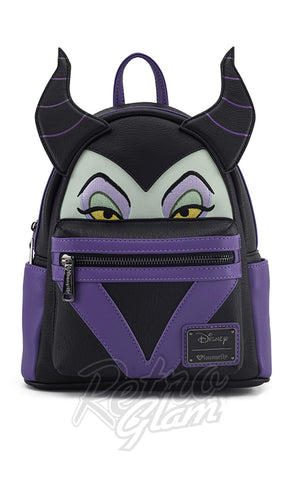 Loungefly Disney Maleficent Mini Backpack