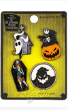 Loungefly X Nightmare Before Christmas Enamel Pins