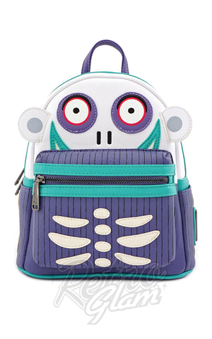 Loungefly X Nightmare Before Christmas Barrel Mini Backpack - Pre-Order