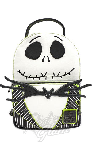Loungefly X Nightmare Before Christmas Jack Mini Backpack