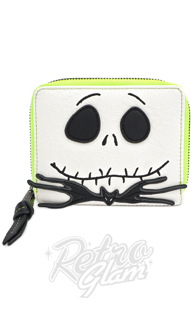 Loungefly x Nightmare Before  Christmas Jack Cosplay Wallet