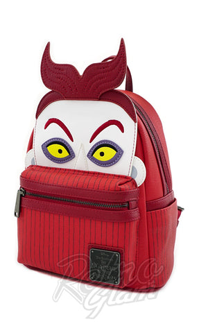Loungefly X Nightmare Before Christmas Lock Mini Backpack - Pre-Order