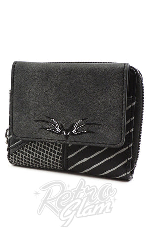 Loungefly x Nightmare Before Christmas Jack Pumpkin King Wallet - Pre-Order