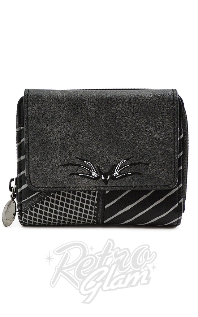 Loungefly x Nightmare Before Christmas Jack Pumpkin King Wallet