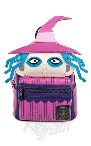 Loungefly X Nightmare Before Christmas Shock Mini Backpack - Pre-Order