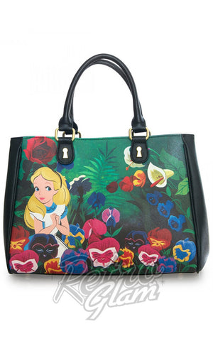 Loungefly Alice in the Garden Bag