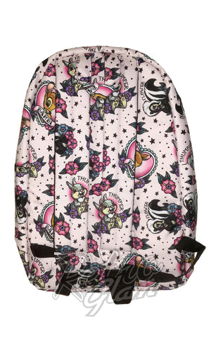 Loungefly Disney's Bambi Tattoo Flash Backpack