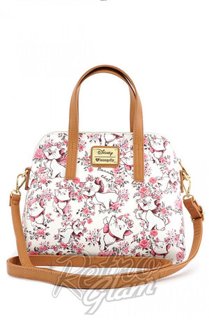 Loungefly Marie Floral Cross Body Bag