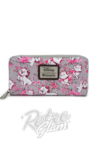 Loungefly Disney's Aristocats Marie Floral Wallet
