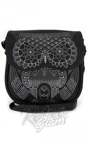 Loungefly Owl Mandala Crossbody Bag