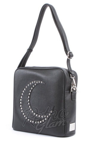 Luxe De Ville Elvira Dark Moon Tote Bag