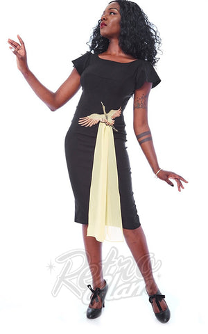 Rebel Love Empress Dress sash