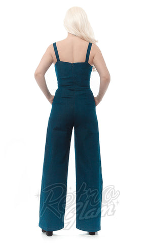 Rebel Love Giddy Up Jumpsuit back