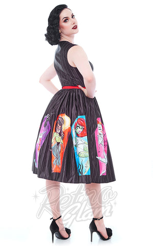Rebel Love Monster Dress back