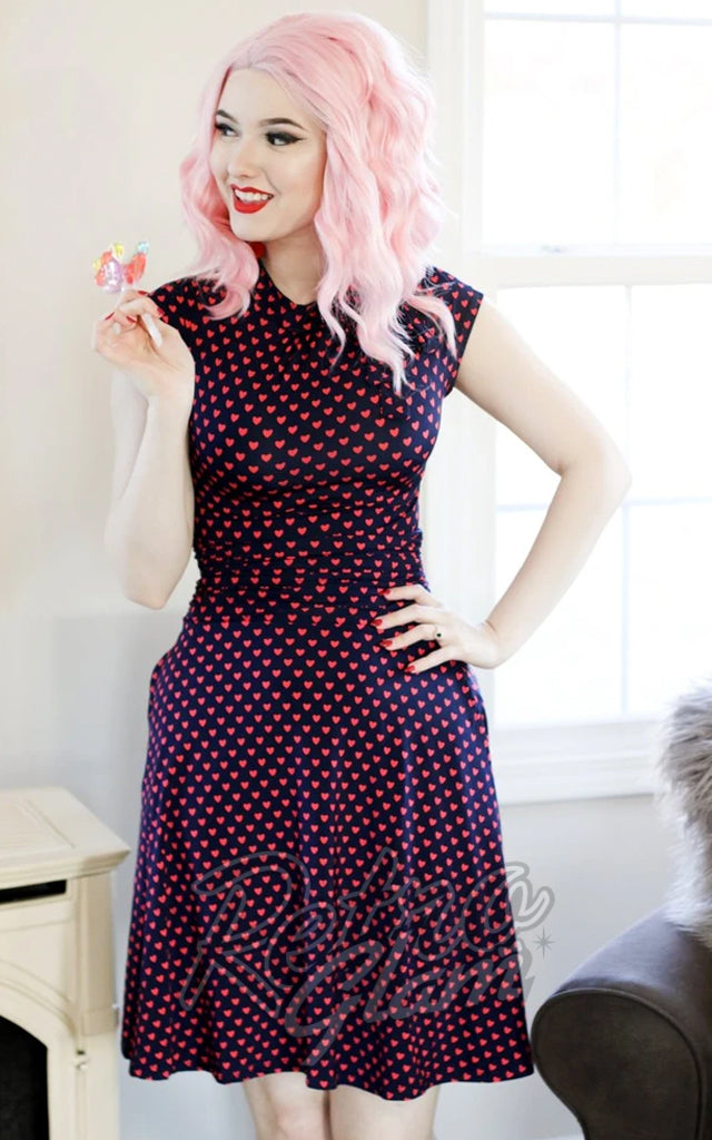 Retrolicious Be Mine Bombshell Dress - By Request