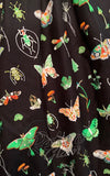 Retrolicious Butterflies & Bugs Dress fabric