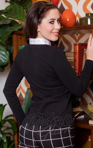 Retrolicious Get Smart Top back