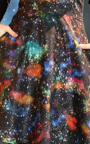 Retrolicious Interstellar dress
