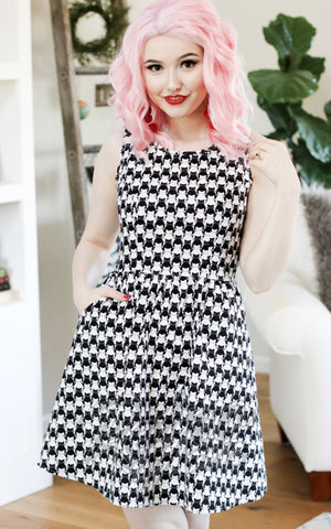 Retrolicious Meow Meow Dress