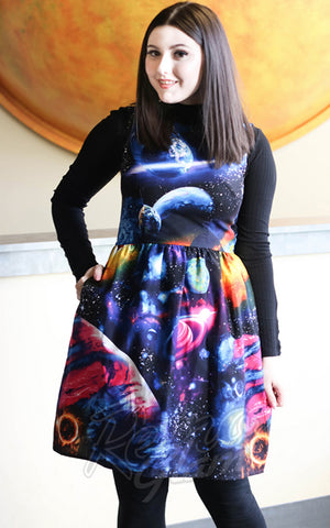 Retrolicious Galactic Dress