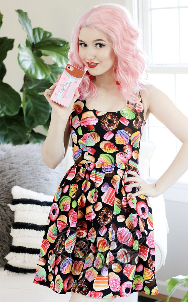 Retrolicious Sweet Dreams Dress