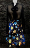 Retrolicious Planetary Alignment Skirt