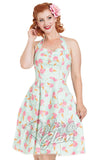 Voodoo Vixen Abigail Ice Cream Halter Dress