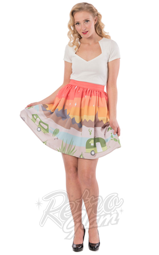 Steady Clothing Trail Blazing Skirt