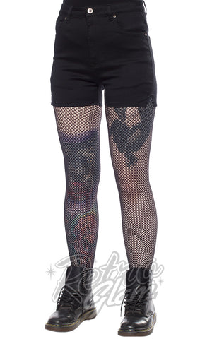 Sourpuss Essential Shorts in Black