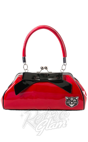 Sourpuss Jinx Floozy Purse in Red