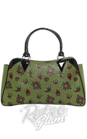 6e8a246d2c88 Sourpuss Hearts   Roses Camille Bag Sourpuss Hearts   Roses Camille Bag back